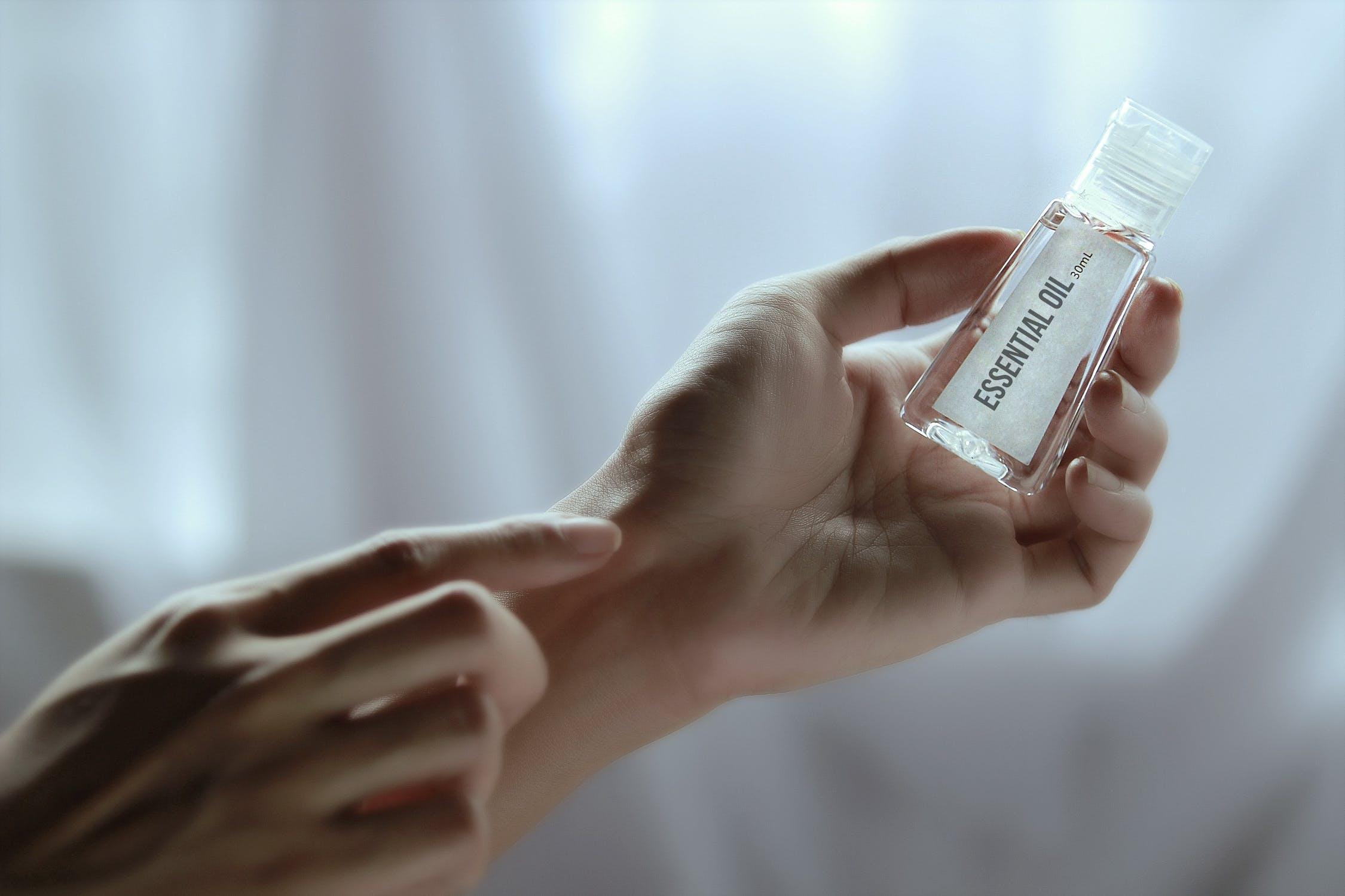 Økologisk hudpleje produkter skåner huden for parabener og parfumer